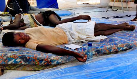 Холера атаковала Гавану