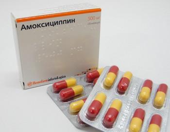 Антибиотик Амоксициппин