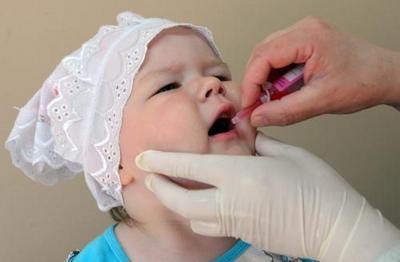 Вакцина от полиомиелита в каплях
