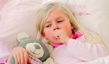 Кашель у ребенка при вирусной инфекции